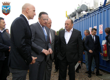 Minister  Antić opened a Bio-Energy Plant in Botoš: A Complete 'Green'' System
